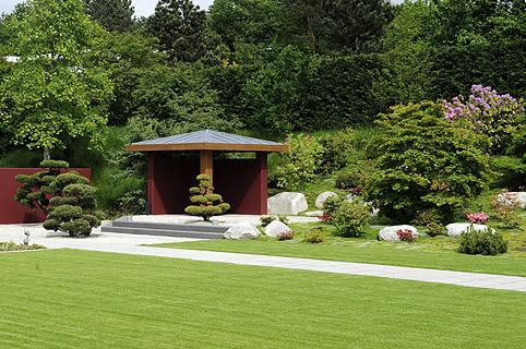 wohngarten von gartenarchitektur und landschaftsarchitektur ... - Gartenarchitektur